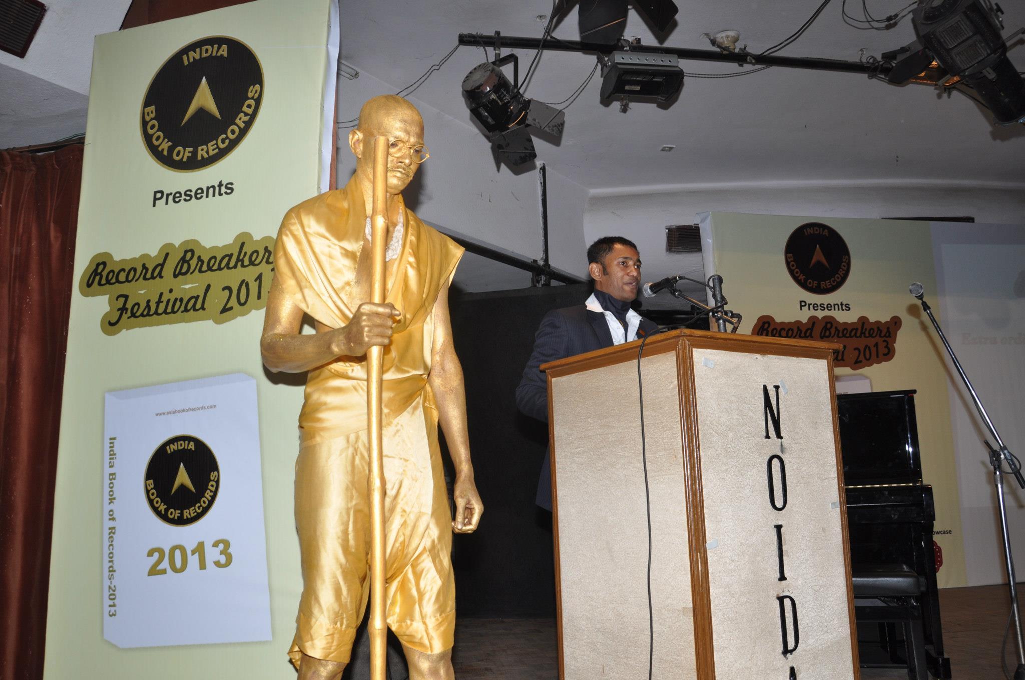 Noida Diary: Record Breakers' Festival 2013 at Noida