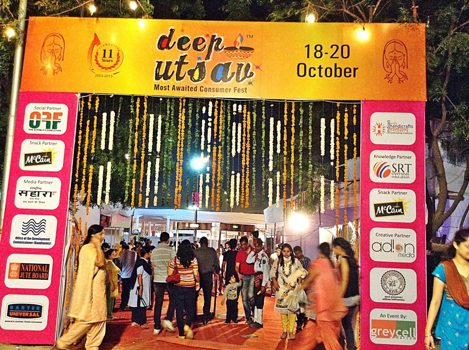 Deep Utsav 2013, Noida