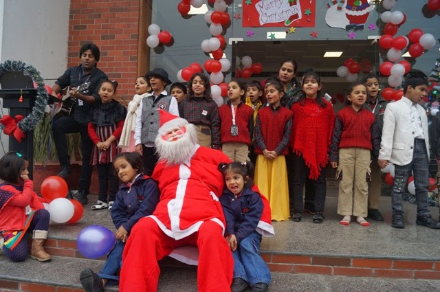 Christmas Celebrations in Noida Schools