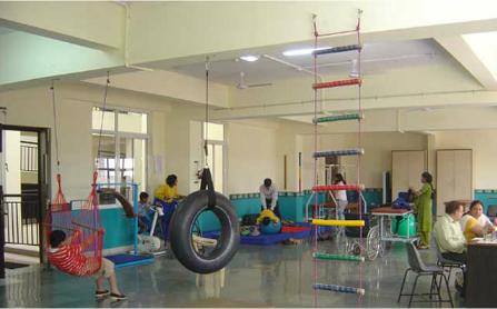 Mata Bhagwanti Chadha Niketan (MBCN), Noida - a Charitable Special School