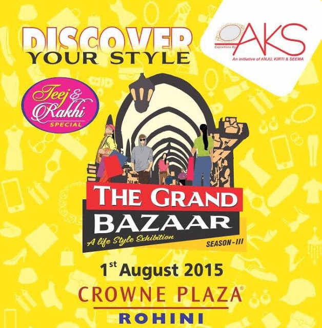 The Grand Bazaar Teej and Rakhi Special by AKS