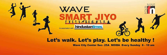 Wave Jiyo Smart Every Sunday in Noida