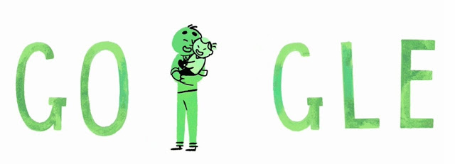 Father's Day 2015 Google Doodle