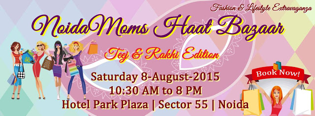 Noida Moms Teej and Rakhi Haat Bazaar