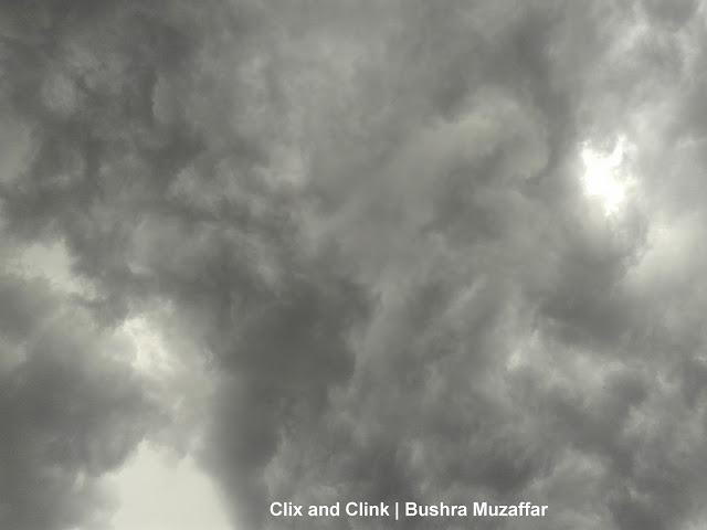 Overcast Sky in Noida