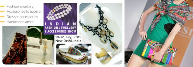 8th Indian Fashion Jewellery and Accessories Show at India Expo mart, Greater Noida