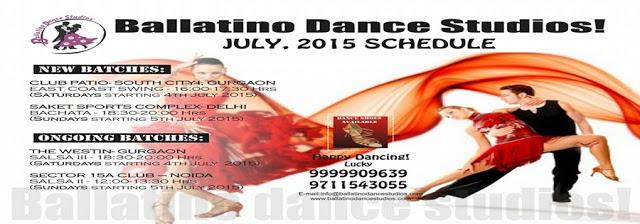SALSA DANCE CLASS IN NOIDA BY BALLATINO DANCE STUDIOS