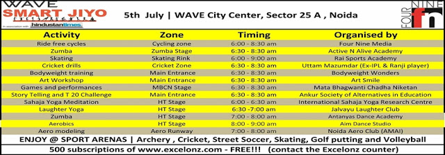 WAVE JIYO SMART AT WAVE CITY CENTER, NOIDA