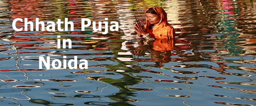 Chhath Puja Festival in Noida