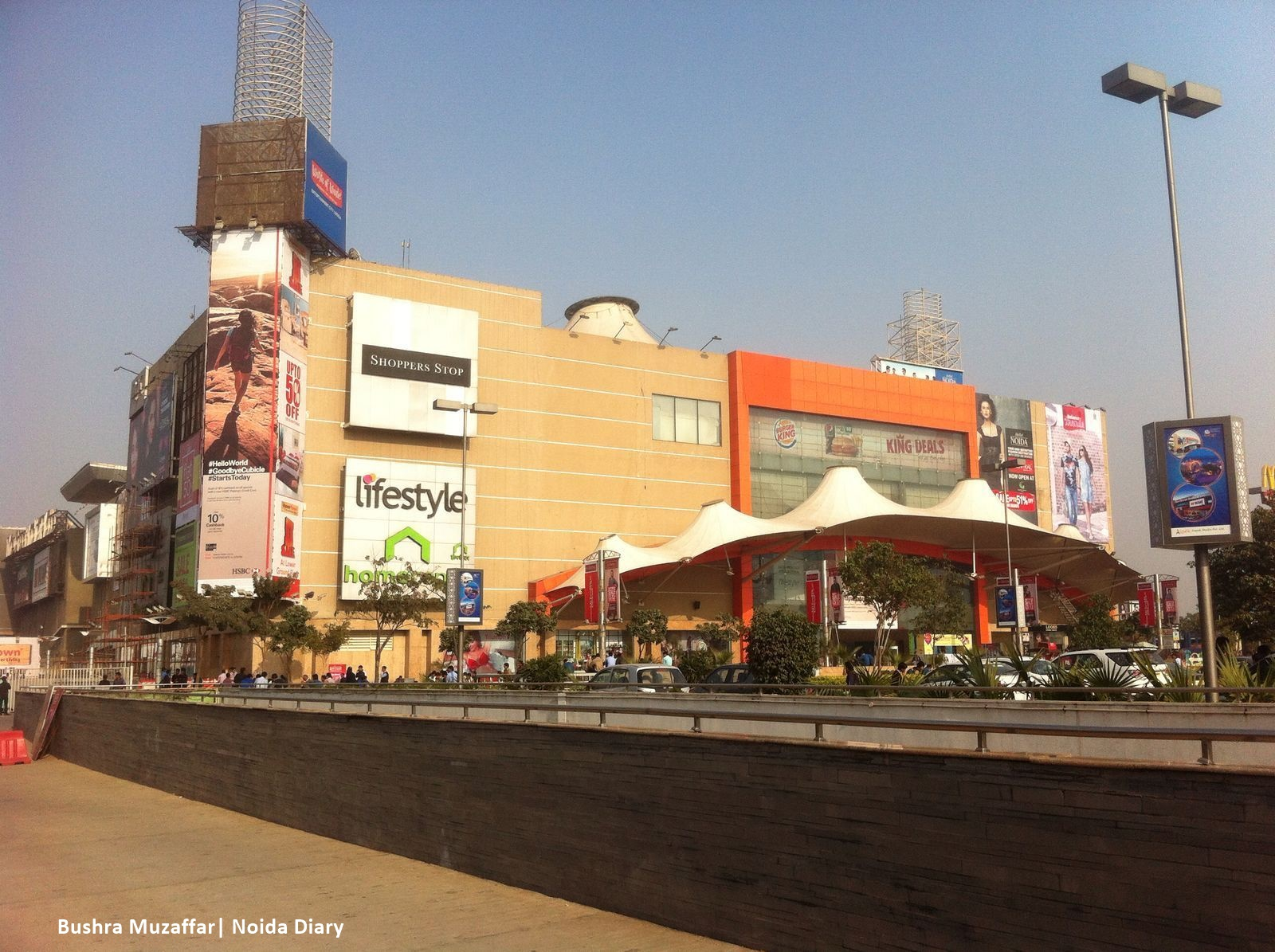 Noida's largest shopping festival