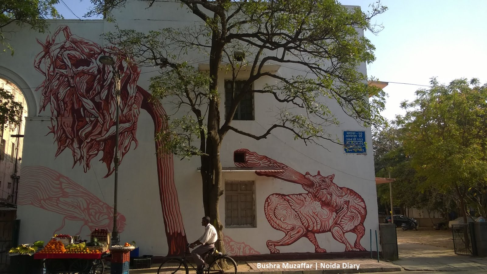 Lodhi Art District - Beautifying Urban Living Spaces