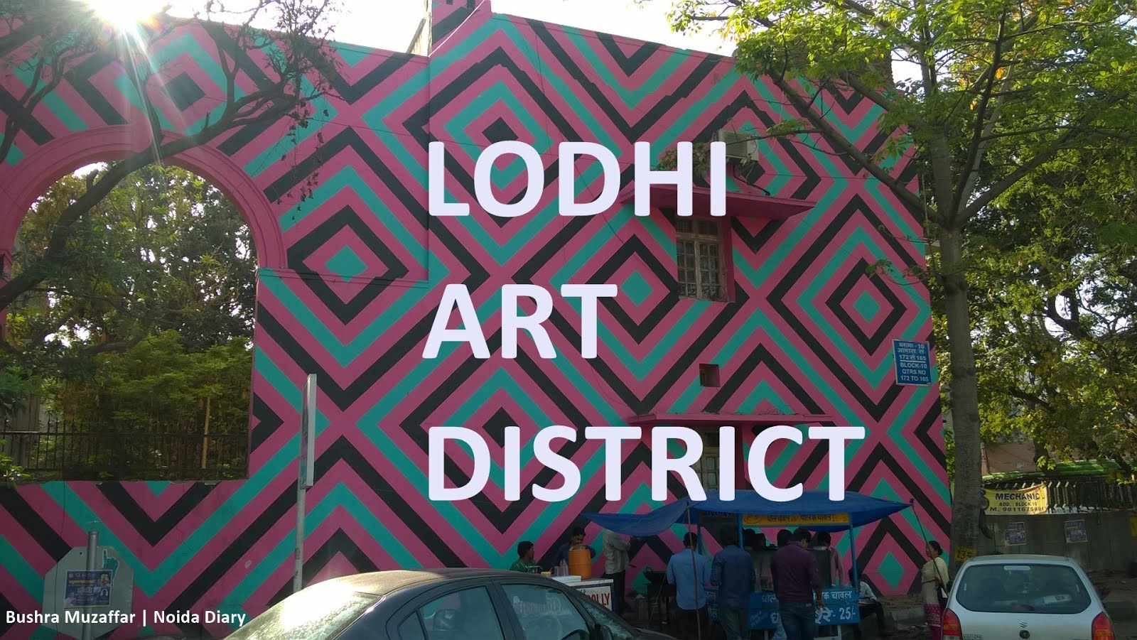 Lodhi Art District – Beautifying Urban Living Spaces