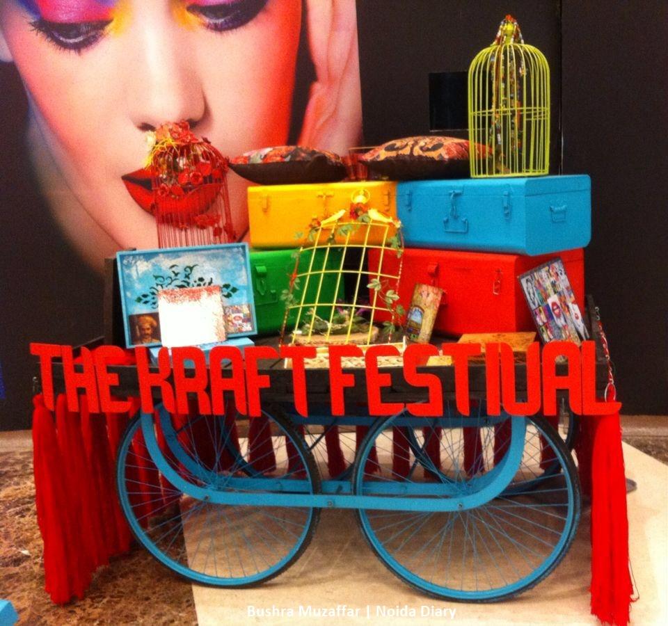 Kitschy Kraft Festival in Noida