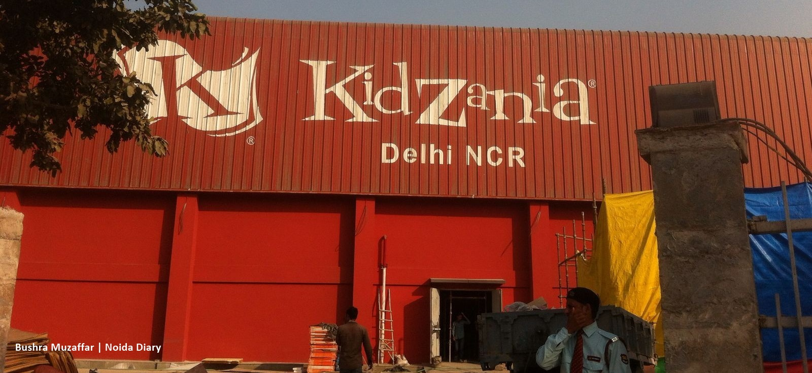 Kidzania – A City of Adventures for Kids in Noida