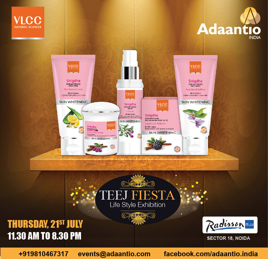 VLCC at Teej Fiesta by Adaantio India