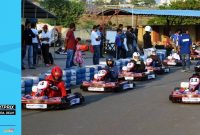 Indikarting Delhi Kart Prix at Wonder Speedway Noida