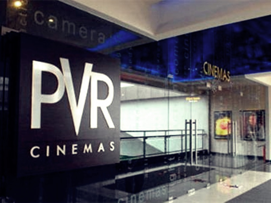 Noioda Diary: Watching Movie at PVR Noida in DLF Mall of India