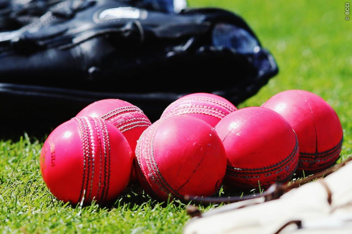Pink Balls at Duleep Trophy
