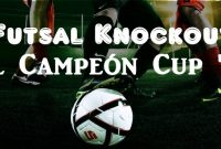Futsal Knockout El Campeón Cup '16 in Decathlon Noida