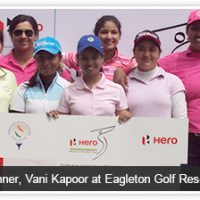 Hero Women's Professional Golf Tour 2016