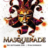 Masquerade Magic, Club Ice Cube Noida