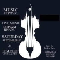 Music Festival, EDM The Club, Greater Noida