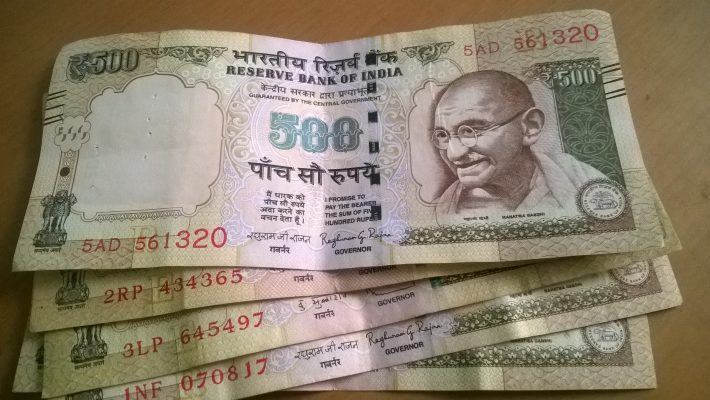500 and 1000 Rupee Notes Banned