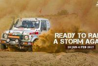 15th Maruti Suzuki Desert Storm Rally
