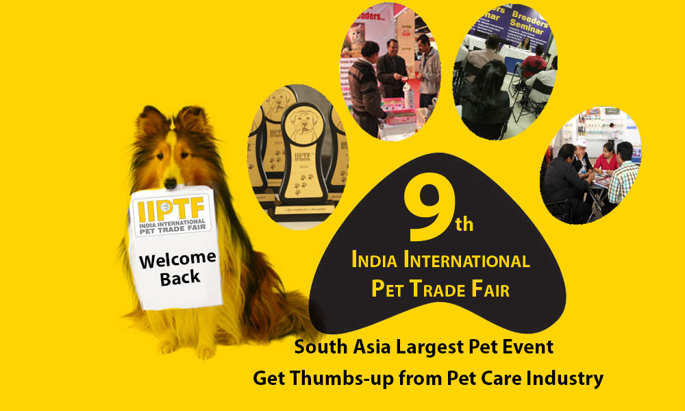 Noida Diary: 9th India International Pet Trade Fair 2017