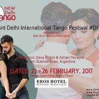 3rd Delhi International Tango Festival #DITF