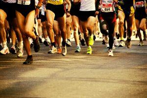 Marathon Run in Noida