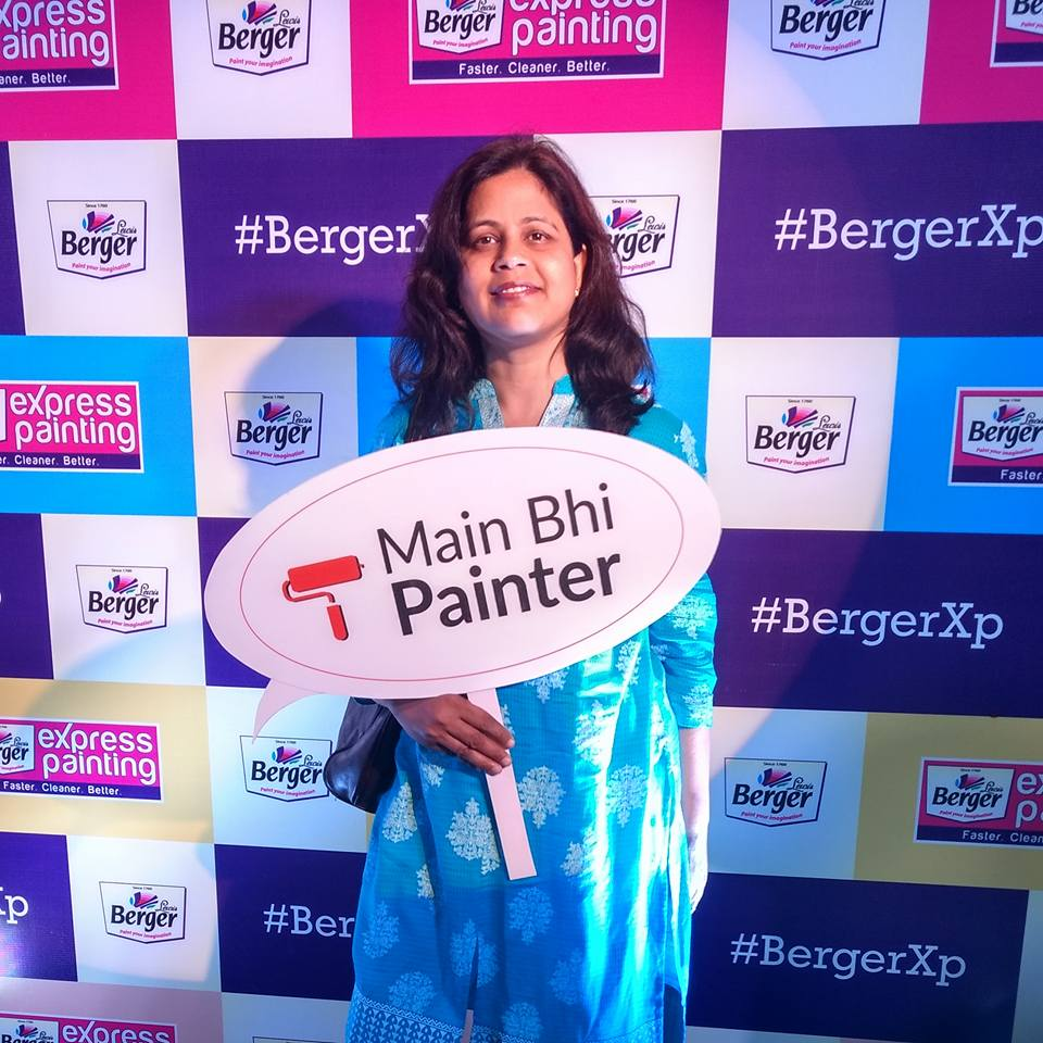 Noida Diary: #BergerXP Idimeet at Taj Vivanta, New Delhi