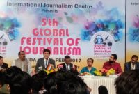 5th Global Festival of Journalism – Event Report