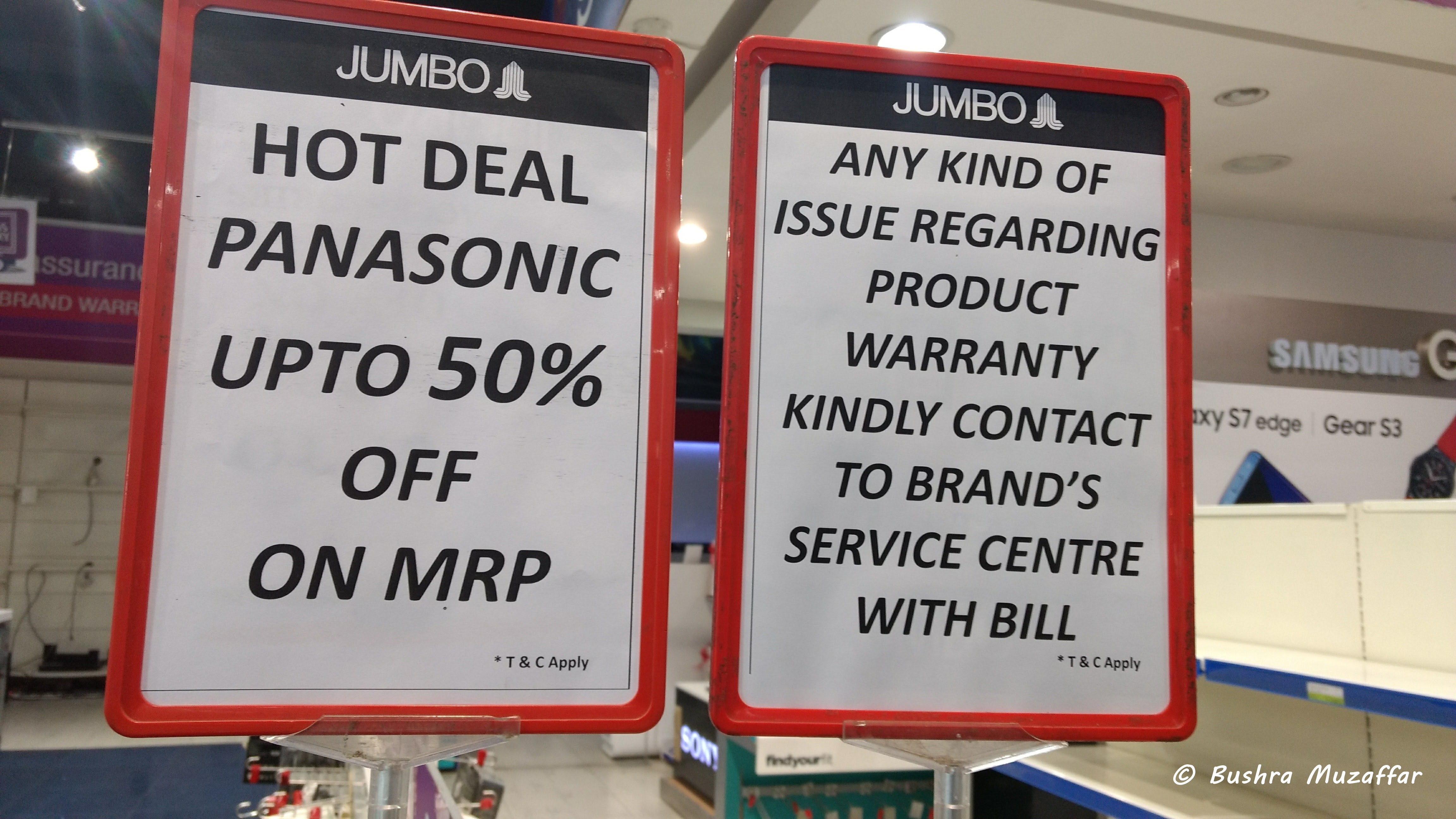 Jumbo Electronics Shuts Shop in Noida