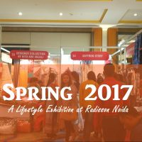 Spring 2017-A Lifestyle Exhibition at Radisson Noida