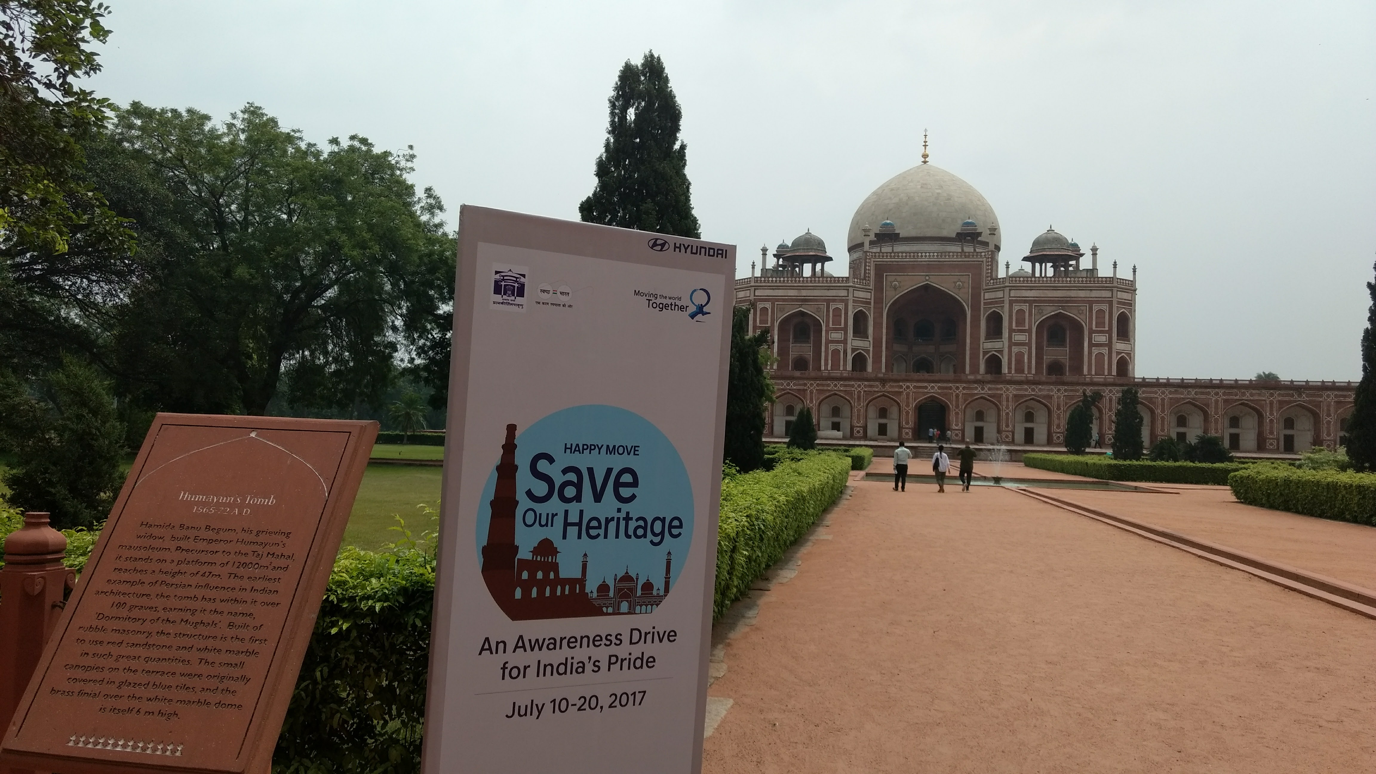Hyundai Launches 3 rd Phase of 'Happy Move – Save Our Heritage' CSR Campaign