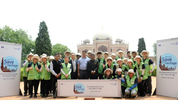 Hyundai Launches 3 rd Phase of 'Happy Move – Save Our Heritage'CSR Campaign