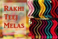 Rakhi Bazaar Teej Mela 2017