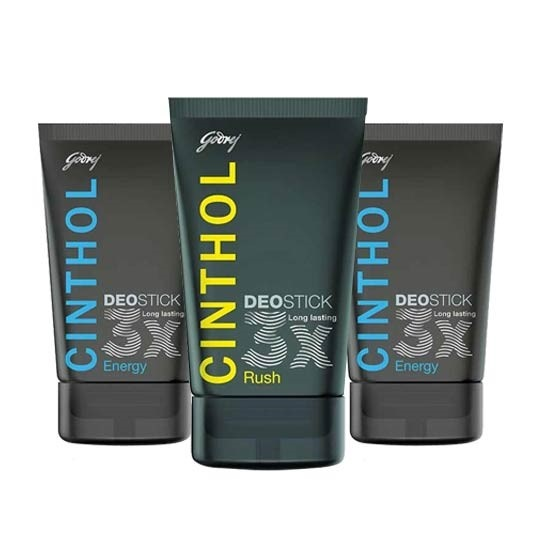 Long Lasting Cinthol Deo Stick For Men & Women