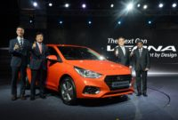 Hyundai Launches Global Sedan Next Gen Verna