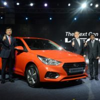 Hyundai Launches Global Sedan Next Gen Verna