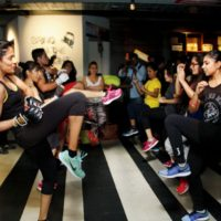 The Morning Fitness Party at Park Hotel