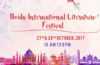"Noida International Literature Festival – ""VIBHOR"""