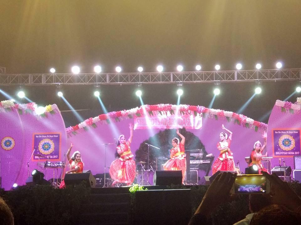 Shilpotsav 2017 in Noida