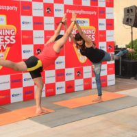 The Morning Fitness Party at The Lalit