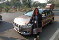 Hyundai Verna Test Drive