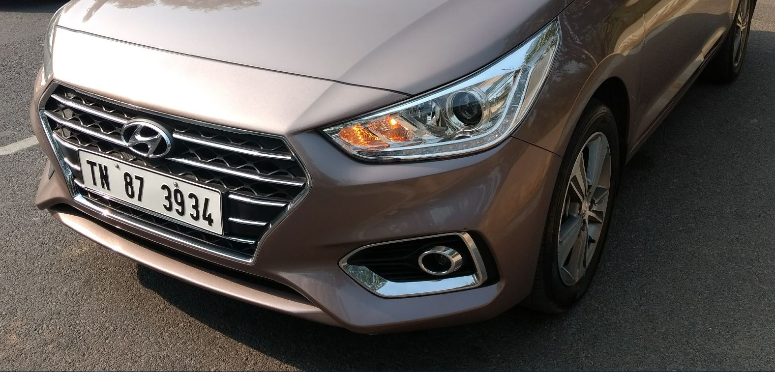 Hyundai Verna Test Drive Review
