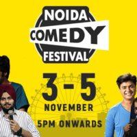 Punchliners Mirchi LOL Noida Comedy Festival 2017