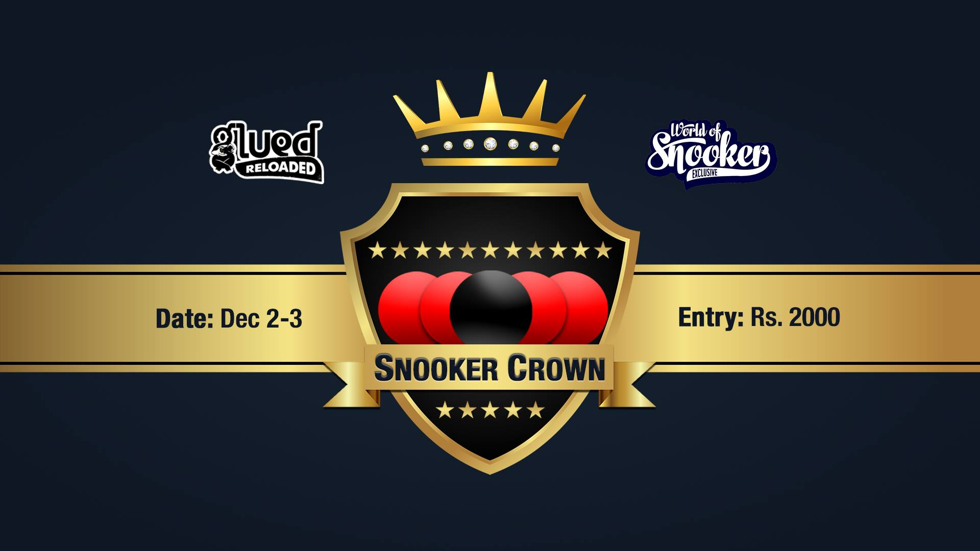 Snooker Crown