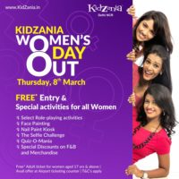 ​Women's Day at KidZania – Bring out the Gamer in You
